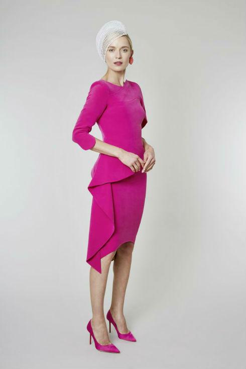 Custom Made Dresses Dublin by Irish Designer, Maire Forkin