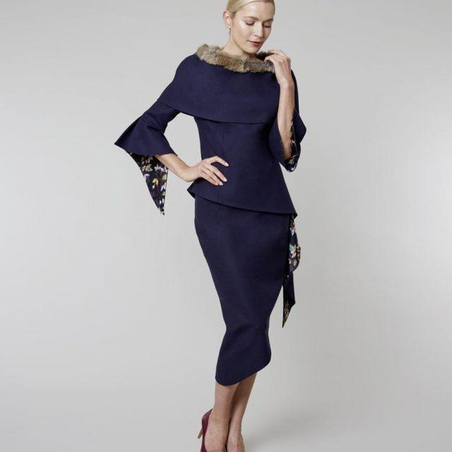 Designer Dresses by Dublin Fashion Designer | Maire Forkin