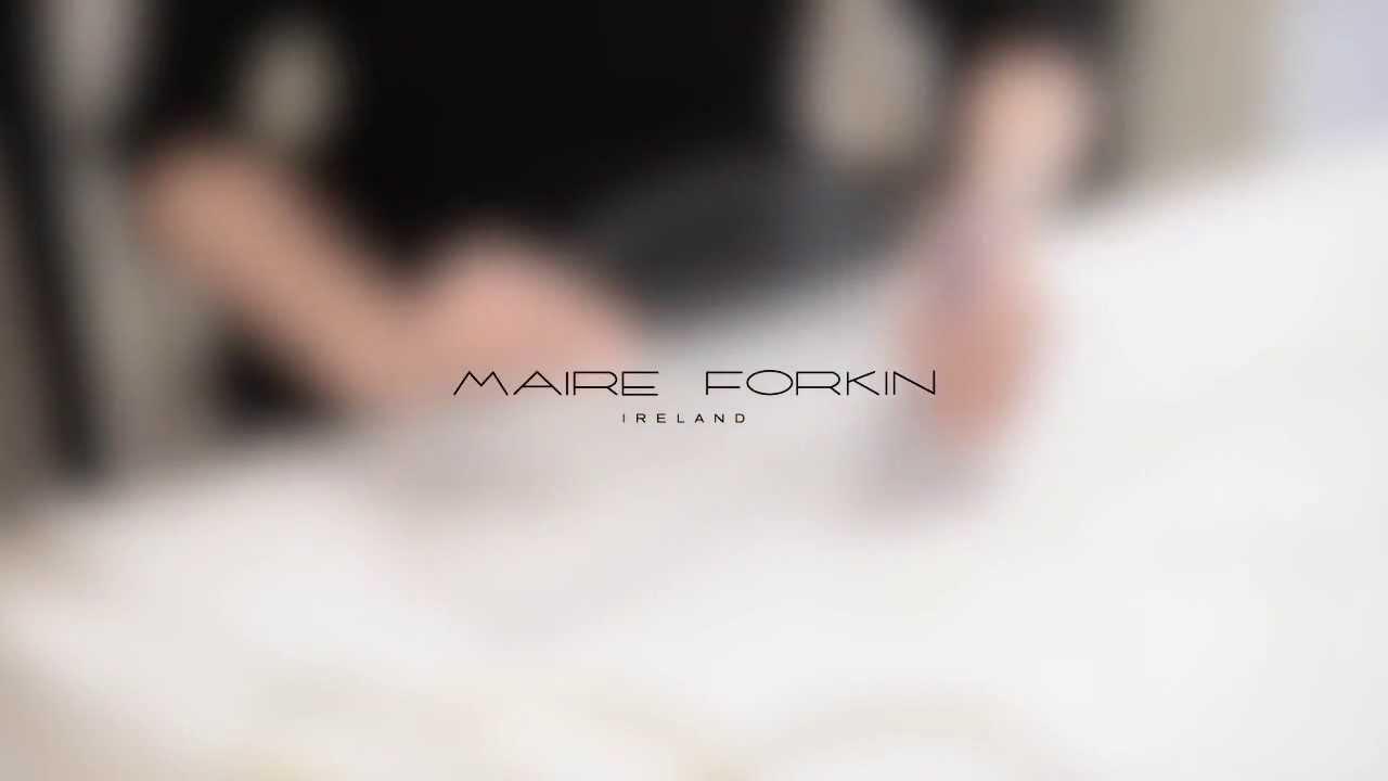 Dublin Fashion Designer | Maire Forkin