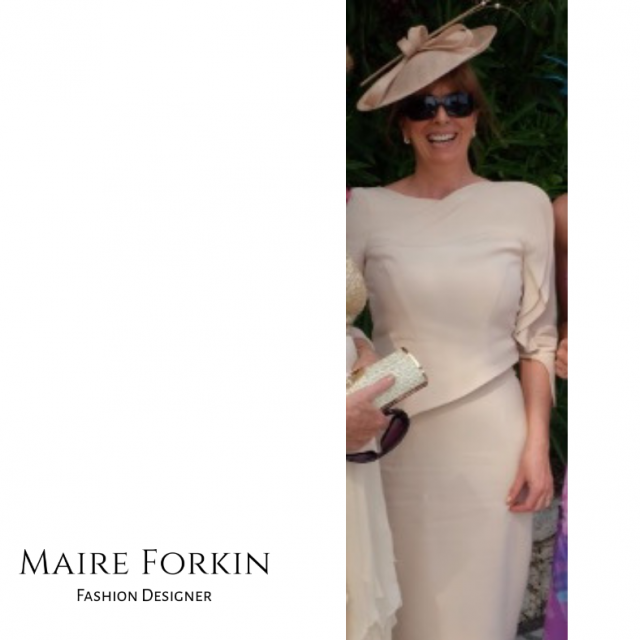 Mother of the Bride Dress, Maire Forkin