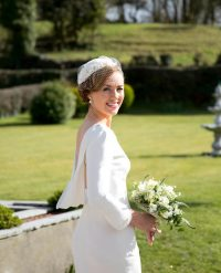 Classic Style Wedding Dress by Maire Forkin Designs