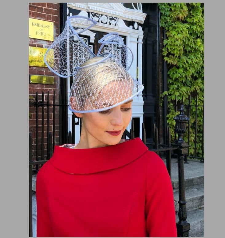 Designer Dresses by Irish Designer, Maire Forkin Designs