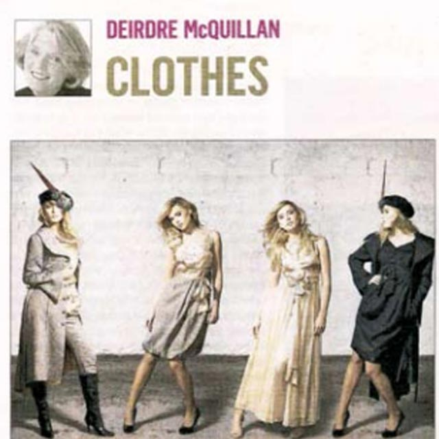 Irish Designer Maire Forkin in Irish Times