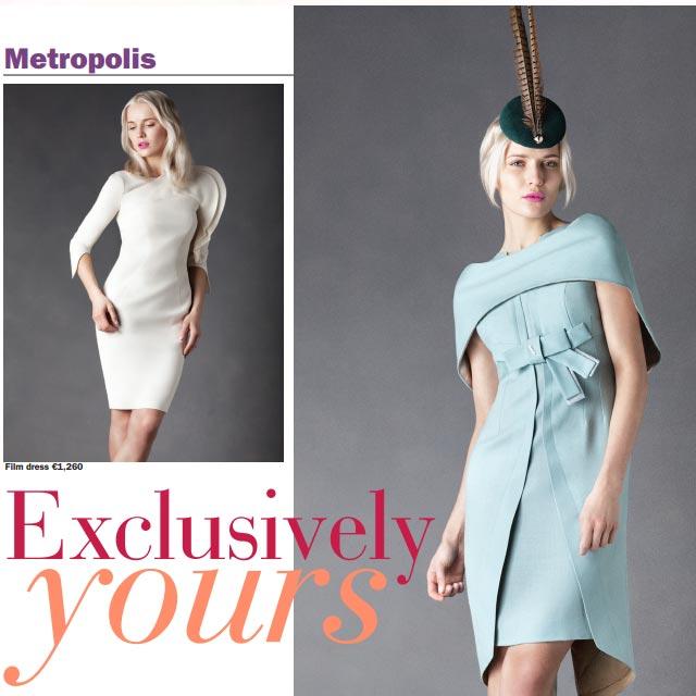 Exclusive Designer Clothing by Irish Designer Maire Forkin