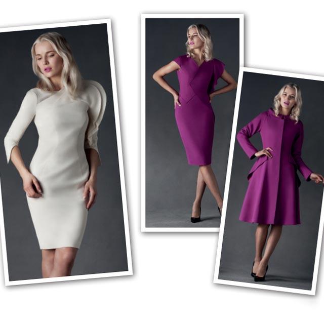 Irish Designer Dresses by Maire Forkin Designs