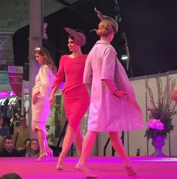 Mother of the Bride Dresses by Dublin Designer Maire Forkin