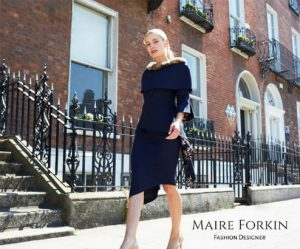 Custom Made Dresses by Dublin Designer Maire Forkin