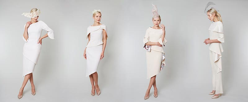 Exclusive Mother of the Bride Outfits by Irish Designer Maire Forkin