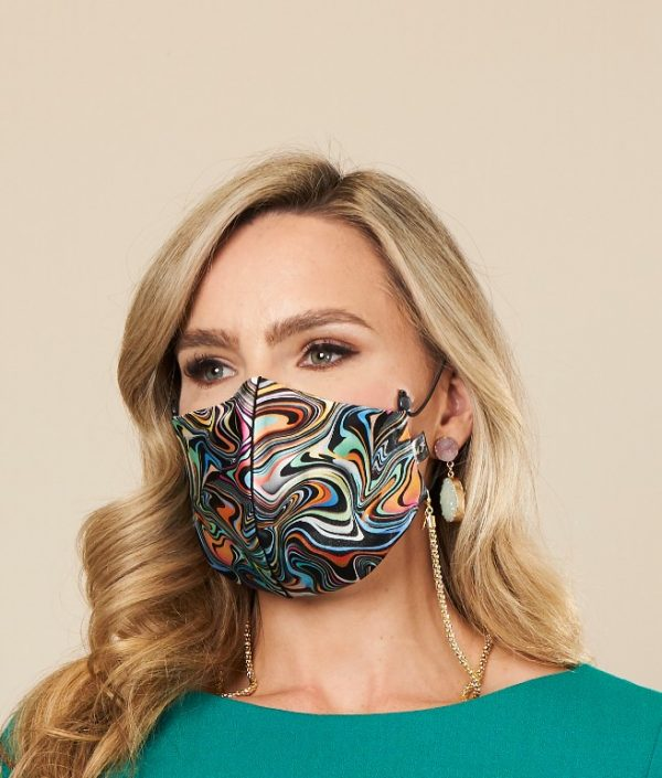 Christmas Face Masks Maire Forkin Designs