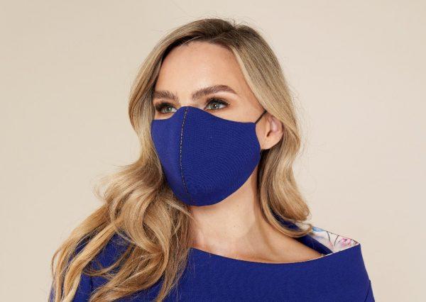 Designer Face Mask by Maire Forkin Designs