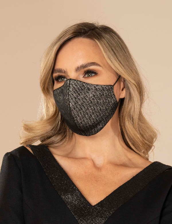 Designer 100% Wool face Mask