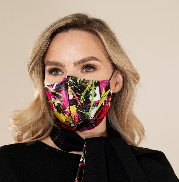 Mother of the Bride Face Mask Maire Forkin Designs